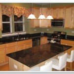 Tan Brown Granite Countertops