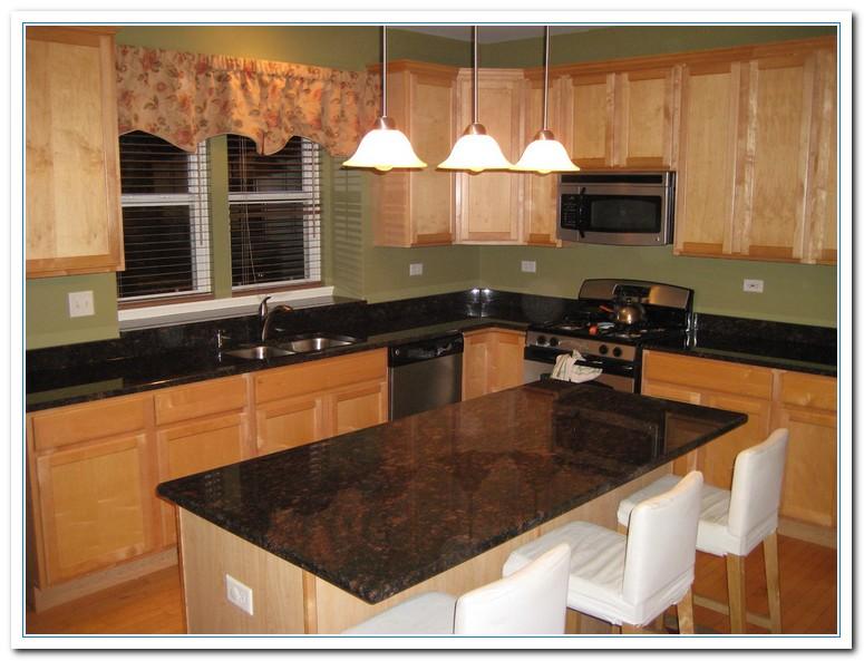 Tan Brown Granite Countertop : Tan brown granite countertops home and cabinet reviews