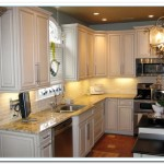 taupe kitchens