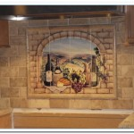 tuscan kitchen backsplash