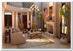 tuscany interior design