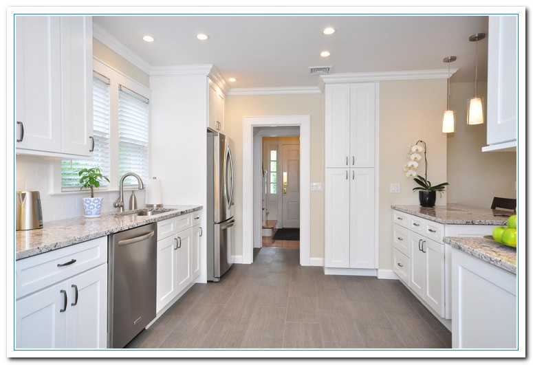 White Shaker Cabinets Kitchen applying shaker cabinets kitchen for functional design | home and
