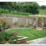 The Backyard Fence Ideas