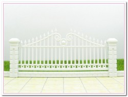 architectural fence designs