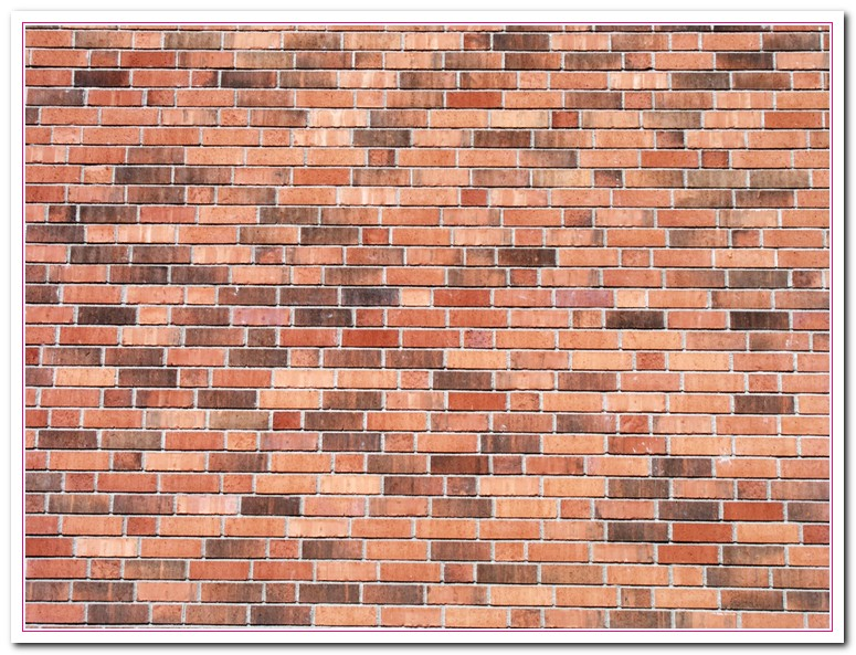Brick Wall Background Design : How to build brick wall fence designs home and cabinet