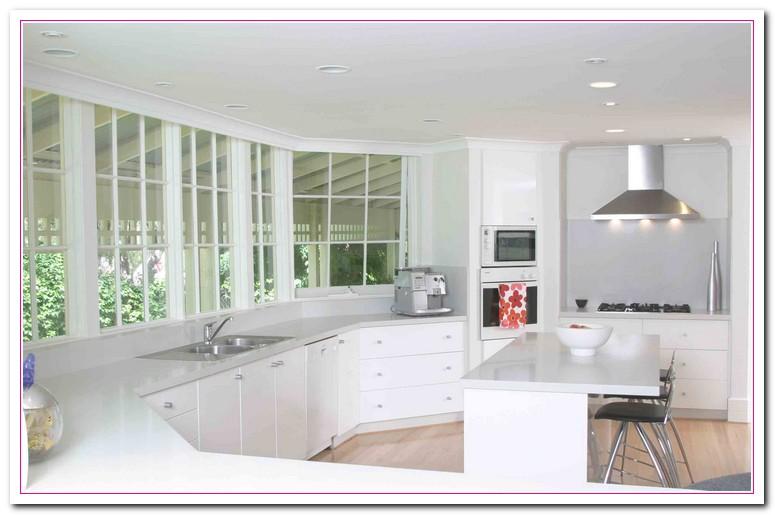 White Kitchen Design Ideas within Two Tone Kitchens | Home