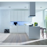 modern kitchen ideas with white cabinets