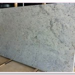 river white granite countertop