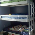 3 way bunk bed