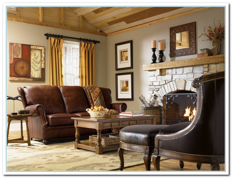Country style decorating ideas for living rooms for Country living room design ideas