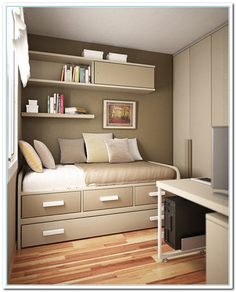Modern bedroom and livingroom decoration home and cabinet reviews - Decorating small bedroom ...
