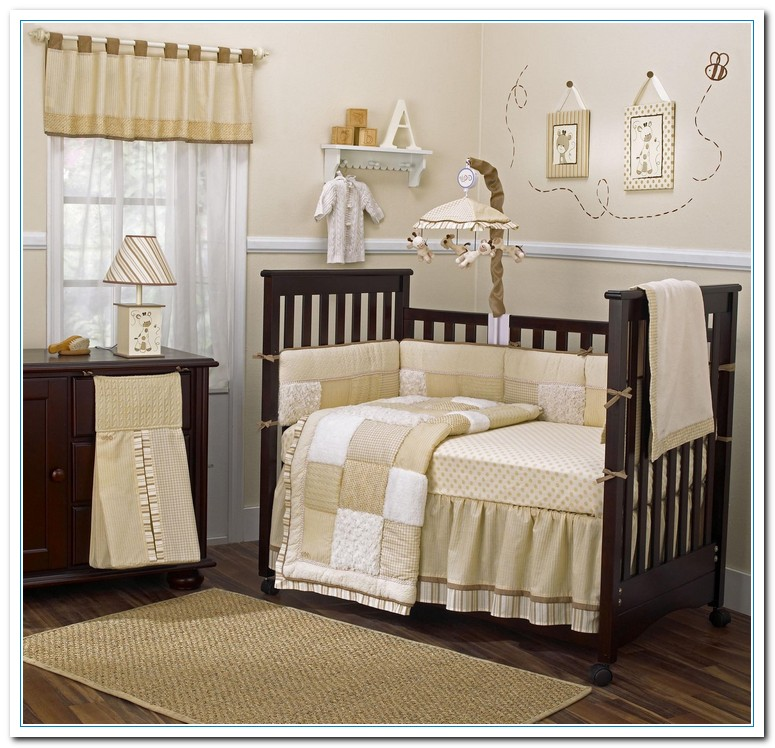 The Painting Color Combination For Baby S Bedroom
